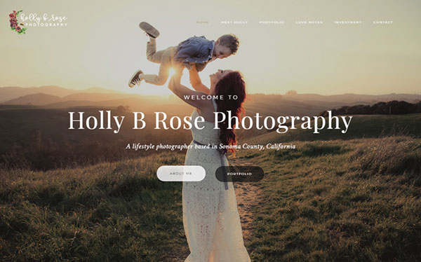Holly B Rose Photography